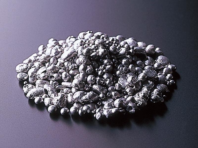 金属アンチモン