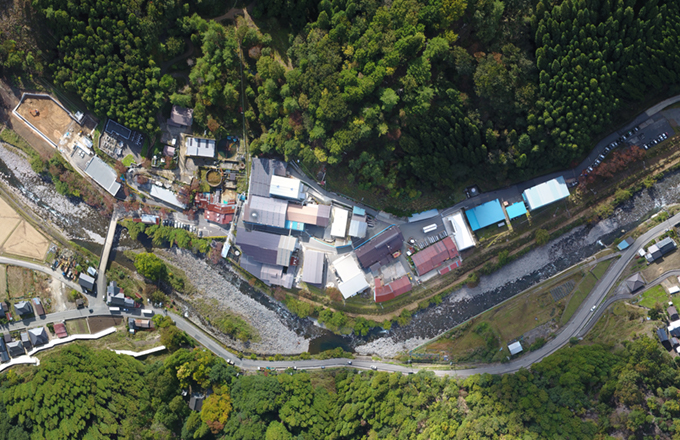 Prospect of Nakase Refinery